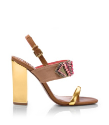Tory Burch Tanner High Heel Sandal