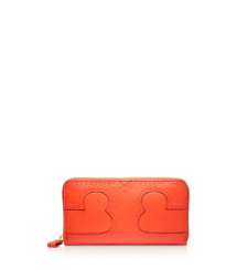Tory Burch Amalie Zip Continental Wallet