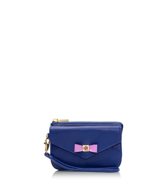 Tory Burch Bow Smart Phone Wristlet