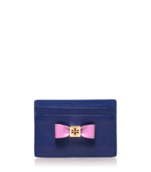 BOW SLIM CARD CASE