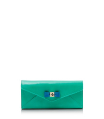 Tory Burch Bow Envelope Continental