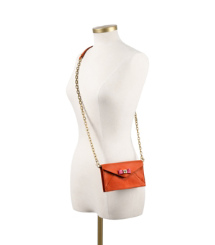 BOW ENVELOPE CROSSBODY