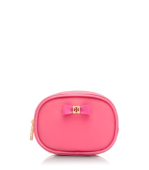 Tory Burch Bow Small Cosmetic Case