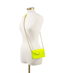 NEON SNAKE CROSSBODY | FLASH YELLOW | 705