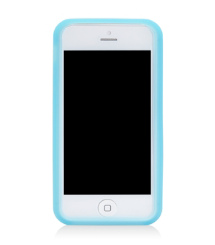 Carribean Blue Multi (combo A) Tory Burch Viva Silicone Case For Iphone 5