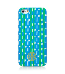 Tory Burch Weiches Etui Für Iphone 5 Mit Gliedermuster In Malerei-optik