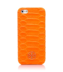 Tory Burch Neon Snake Hardshell Case For Iphone 5
