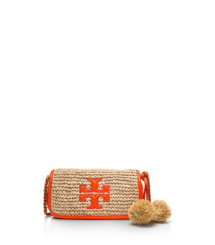 Thea Straw Mini Bag
