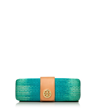 Tory Burch Ombré Turnlock Clutch