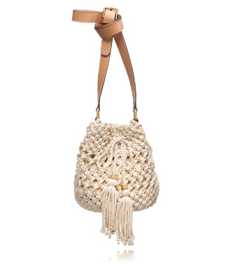 Tory Burch Dawson Small Bucket Bag