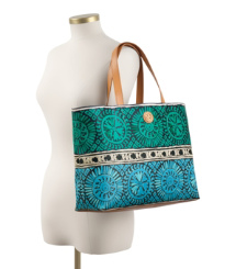 Tory Burch Amalie Tote Bag