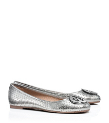 PERFORATED REVA BALLET FLAT