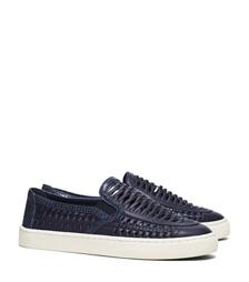 Tory Burch Huarache Slip-on Sneaker