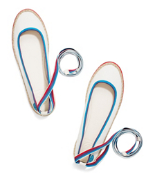 Tory Burch 3-d Ballet Sneaker