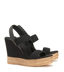 Tory Burch Two-band Slingback Wedge Sandal