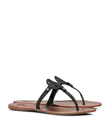 Tory Burch Mini Miller Flat Thong Sandal