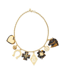 Tory Burch Tilsim Charm Necklace