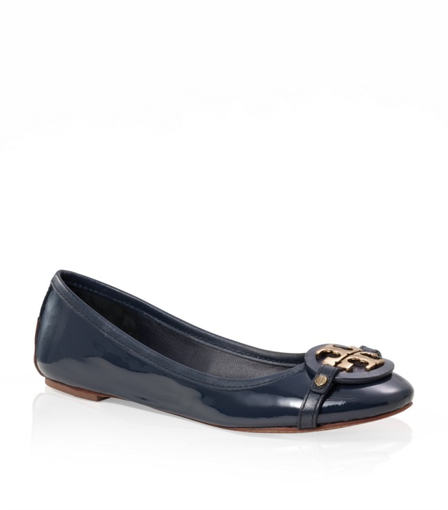 Patent Leather Aaden Ballet Flat