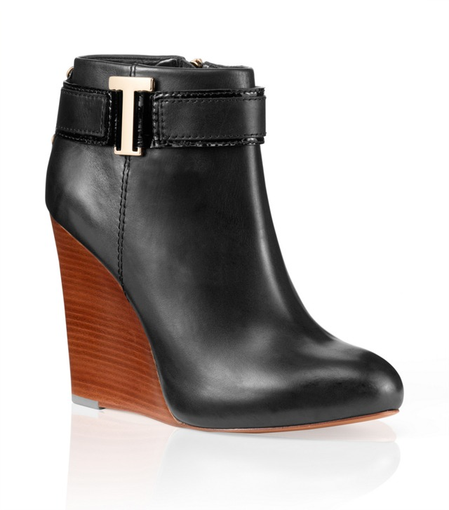 Tenley Wedge Bootie