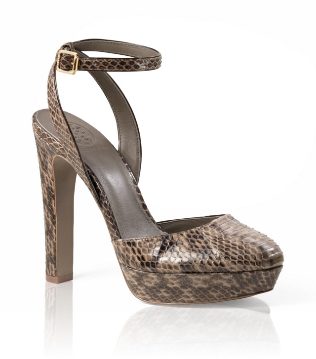 Snake Esther Slingback