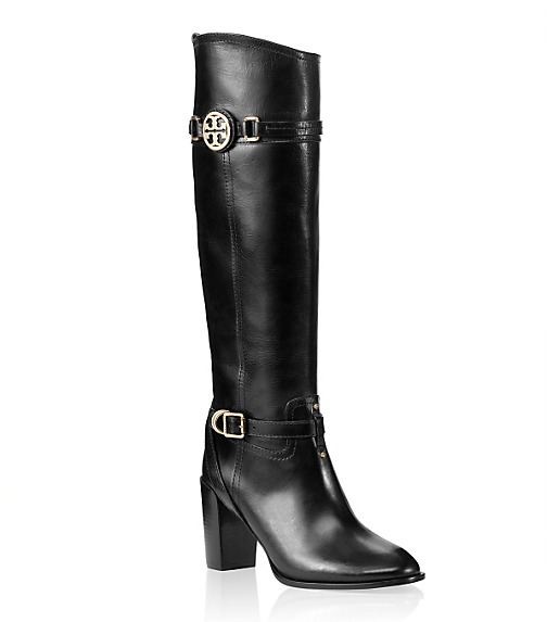 Calista High Heel Riding Boot