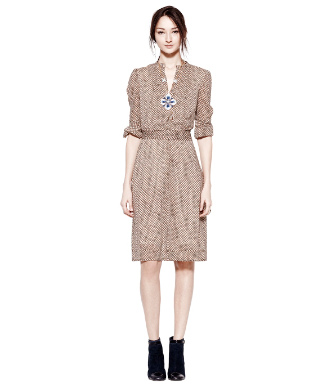 Almond Tressa  Tory Burch Judi Dress