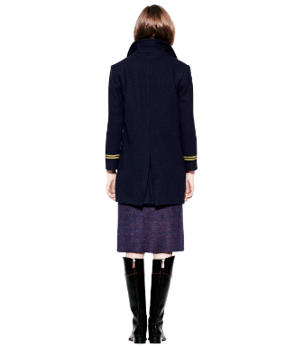 Tory Burch Grayson Coat