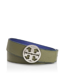"1.5"" Tory Reversible Logo Belt"