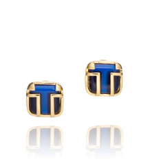 Tory Burch Travis Stud Earring