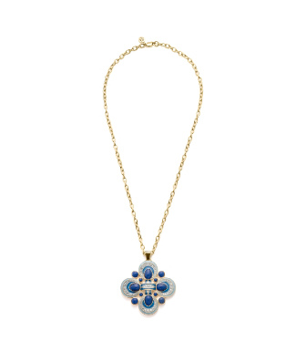 Tory Burch Alia Pendant Necklace