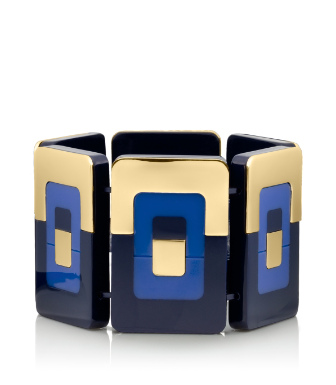 Tory Burch Travis Stretch Bracelet
