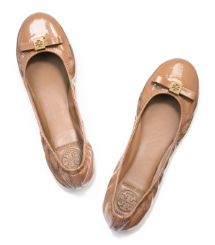 Patent Leather Eddie Ballet Flat