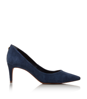Tory Burch Suede Ivy Pump
