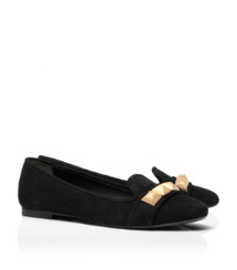 Suede Asher Smoking Slipper