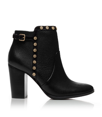 Black Tory Burch Mae Bootie
