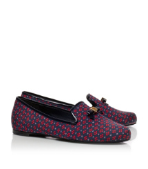 Tory Burch Printed Chandra Loafer