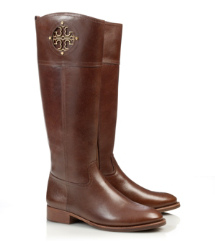 KIERNAN 35MM RIDING BOOT- FINNI VEG LEATHER | ALMOND | 263
