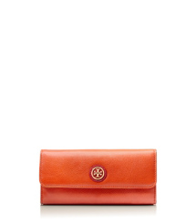 Tory Burch Clay Envelope Continental Wallet