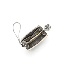 Metallic Thea Smart Phone Wristlet