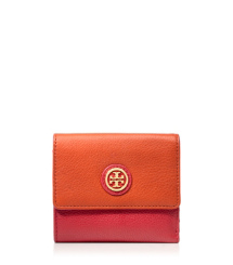 Tory Burch Clay French Tri-fold Wallet