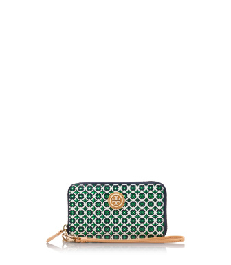 Tory Burch Halland Smart Phone Wristlet