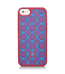 Imperial Purple Multi (combo B) Tory Burch Halland Silicone Case For Iphone 5
