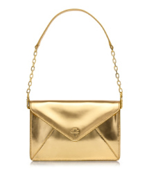 LARGE ENVELOPE CLUTCH | GOLD | 710