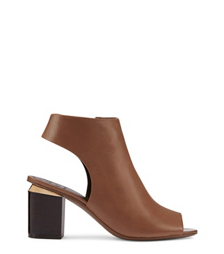 Tory Burch Jones Cut-out Bootie