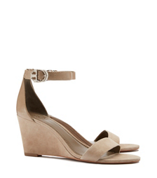 Tory Burch Thames Mid-heel Wedge Sandal