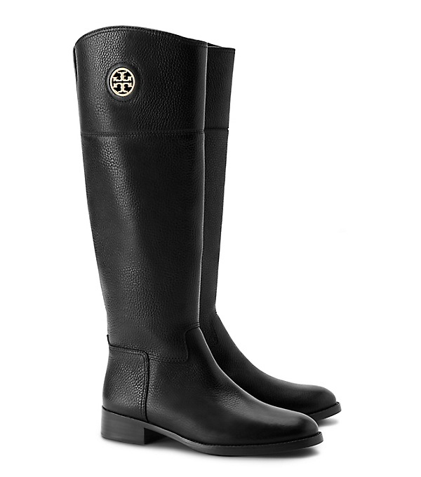 Classic Tory Burch Riding Boots