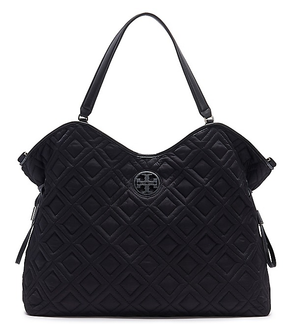 Marion Quilted Slouchy Baby Bag