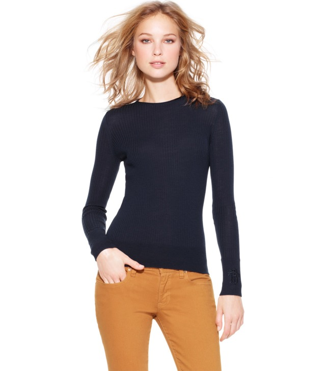 BETTE CREWNECK SWEATER