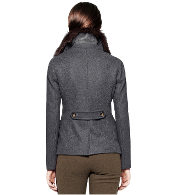 Tory Burch Alexandra Coat