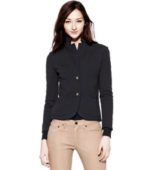 Tory Burch Violet Jacket